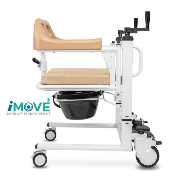 manual patient lift