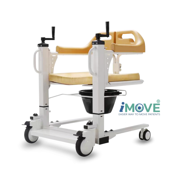 portable patient lifting devices